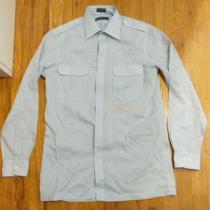 Men's long sleeve dress shirt
